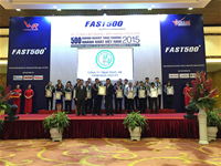 CEO AFC Fast 500 năm 2015