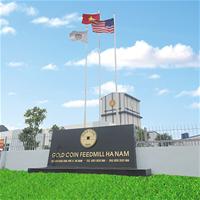 Nhà máy Gold Coin Feedmill Hà Nam được thành lập