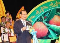 Tôn vinh sản phẩm nông nghiệp tiêu biểu